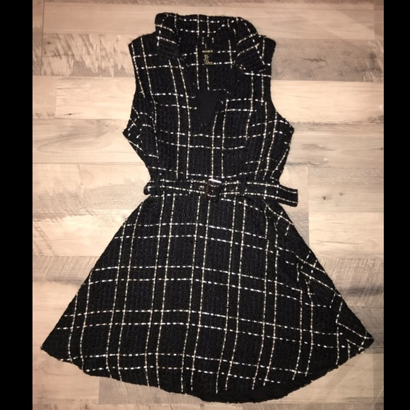 Forever 21 Dresses & Skirts - NWOT❗️Quilted Collared Dress
